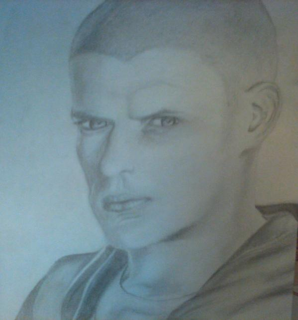 Wentworth Miller by toni22